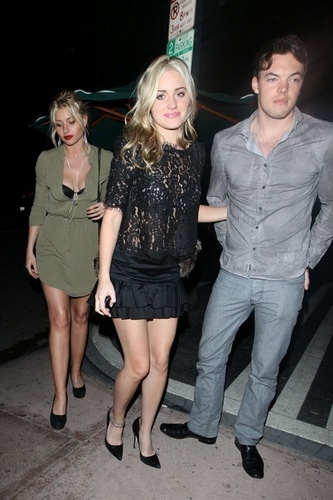 At Beso in Hollywood - 04.01.11