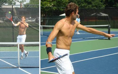 Berdych-Benneteau-shirtless