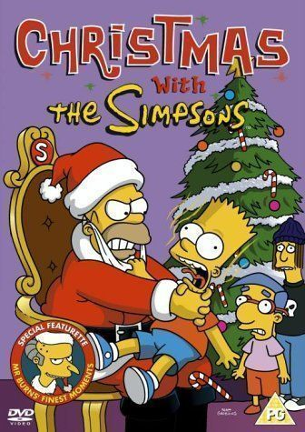 Weihnachten With The Simpsons