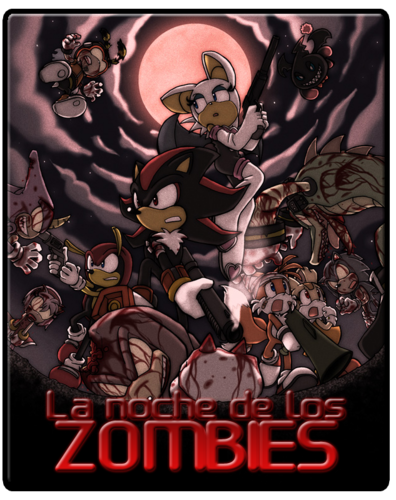 Creepy Sonic! Zombies Attack