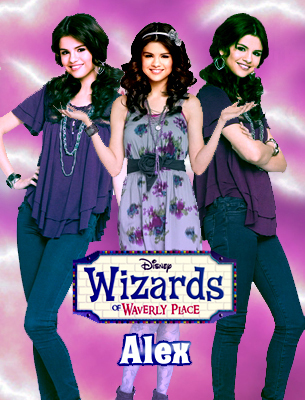 Wizards of Waverly Place Season 4 Alex Mobile các hình nền created bởi dj!!!