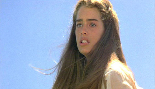 Brooke Shields Blue Lagoon