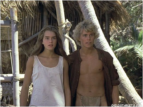 Brooke shields and Christopher atkins