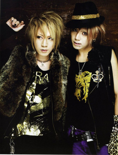 Shou and Ruki