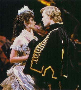 "Steve as Raoul in ""The Phantom of the Opera"""