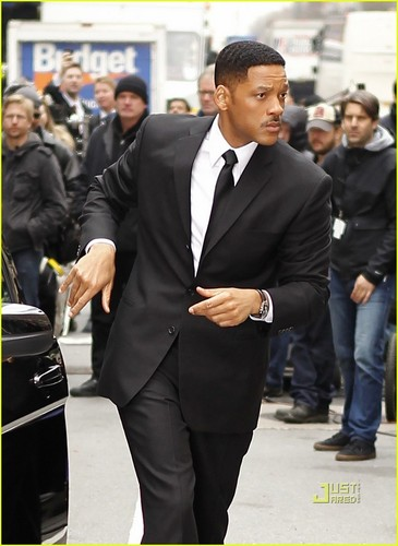 Will Smith 《金装律师》 Up for MiB 3