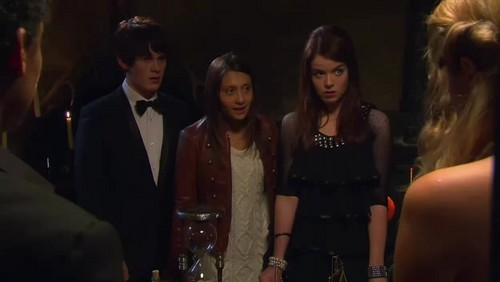 the house of anubis