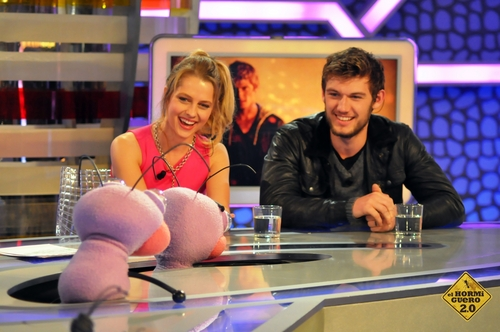 Alex and Teresa on El Hormiguero [HQ]
