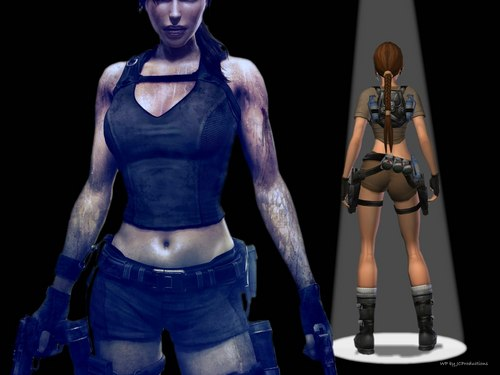 Lara Croft / Tomb Raider