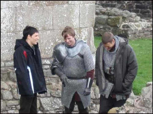 Merlin Series 4 sneak peak foto's