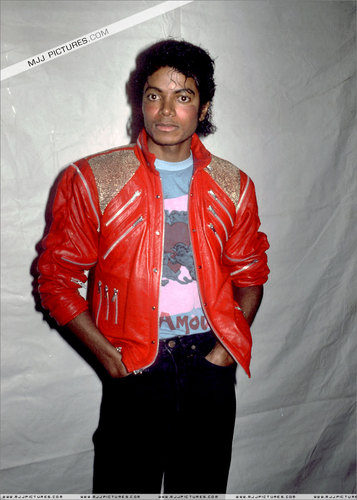 Michael Jackson Thriller ERA :)
