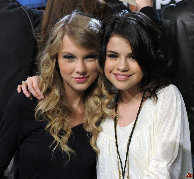 Taylor Swift and Selena Gomez - Taylor Swift Photo ...