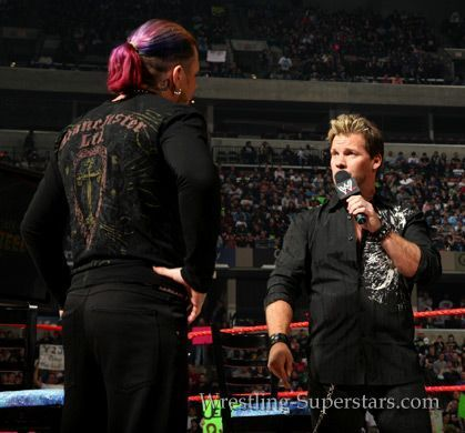 chris jericho and jeff hardy