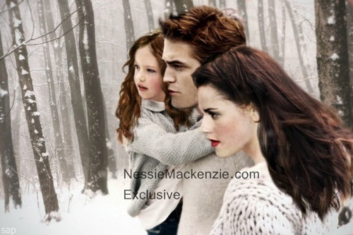 Edward - Bella - Renesmee ♥