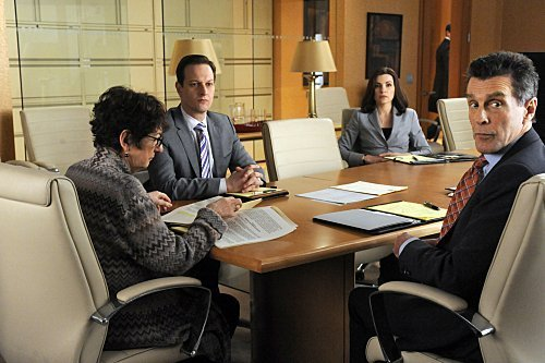 The Good Wife - Episode 2.21 - In Sickness - Promotional các bức ảnh