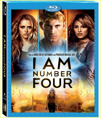 Alex Pettyfer: 'I Am Number Four' on DVD May 24th!