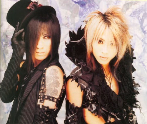 Asagi (D) and Jui (Vidoll)