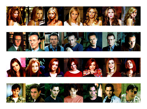 Buffy - Seven Years