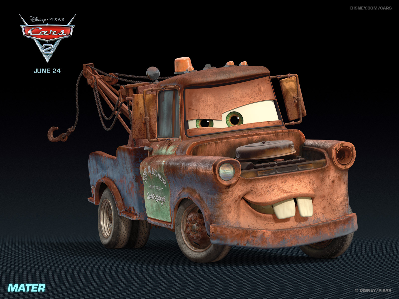 Mater pictures - Mater the Tow Truck Photo (21162753) - Fanpop