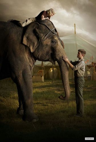 "New ""Water for Elephants"" Still Of Rob, Reese and Tai"