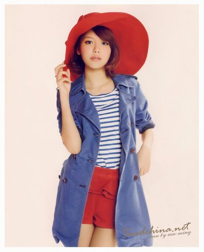 SNSD @ Sweet Magazine – May Issue 2011 – Sooyoung