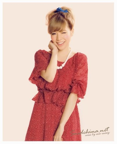 SNSD @ Sweet Magazine – May Issue 2011 – Sunny