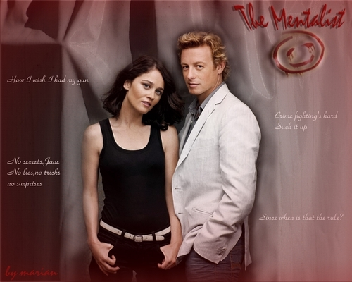 The Mentalist {Patrick&Teresa}