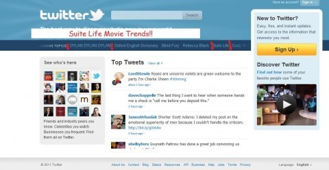 The Suite Life Movie is Trending Topic On Twitter!!