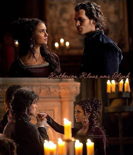 katherine and klaus