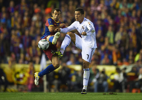 [Cop del Rey Final] FC Barcelona - Real Madrid