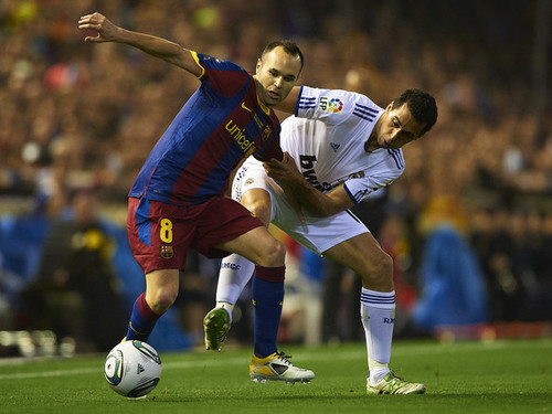 A. Iniesta (Real Madrid - Barcelona, Copa del Rey Final)