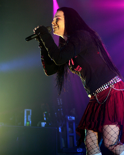 Amy Lee the Goddess
