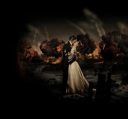Beautiful Gone With the Wind Image