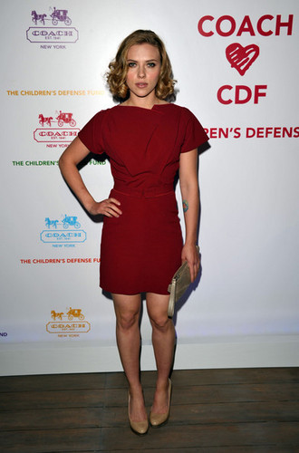 Evening of Cocktails and Shopping To Benefit The Children's Defense Fund | April 19, 2011.