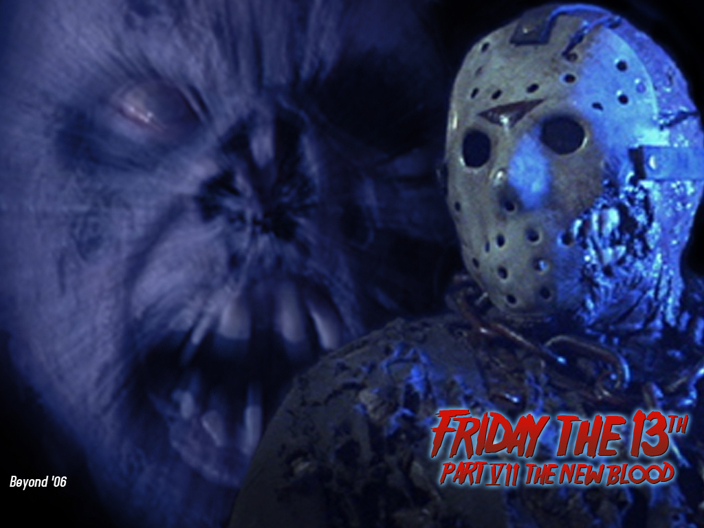 Friday The 13th The New Blood Sexta Feira 13 Wallpaper