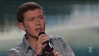 "Scotty sings ""The River"" par Garth Brooks"