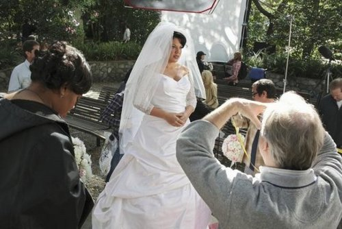 Episode 7.20 - White Wedding - BTS Photos