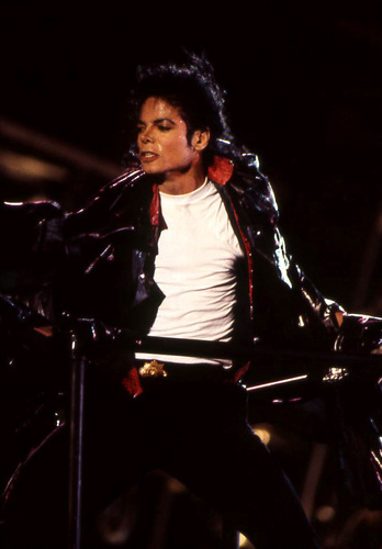 MJ's bad tour