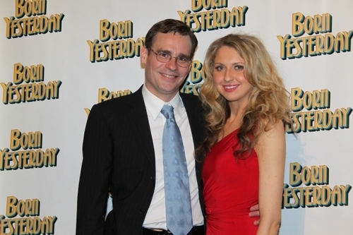 Robert Sean Leonard at 'Born Yesterday' Opening Night After Party