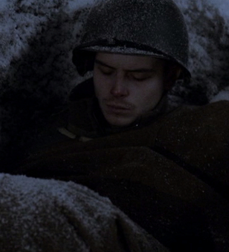 Shane in Band of Brothers
