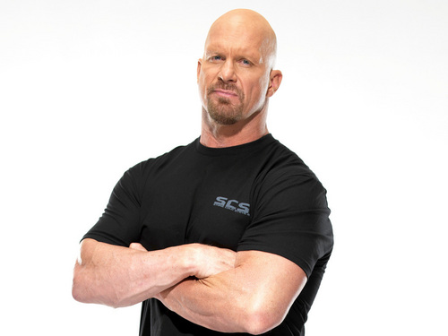 "Stone Cold Steve Austin ""Tough Enough"""