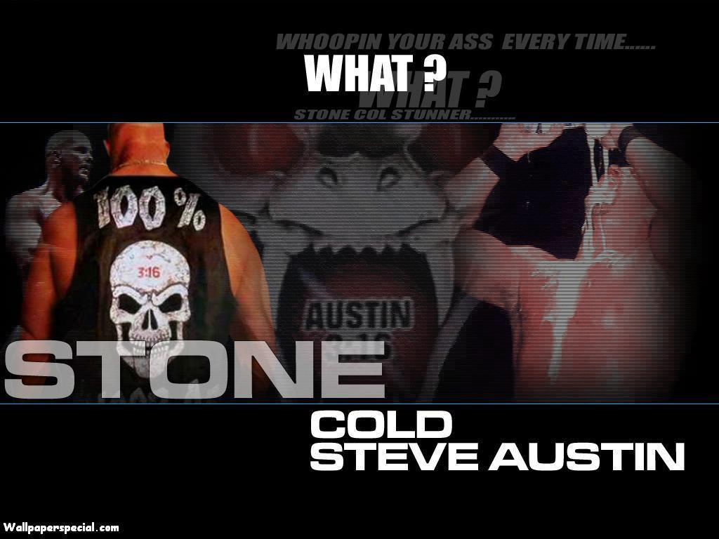 Stone Cold Steve Austin Steve Austin Fondo De Pantalla 21364001