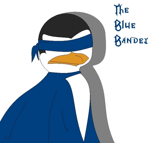 The Blue Bandit-request for Manfred_Johnson