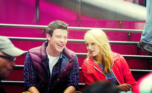 Cory & Dianna in NYC