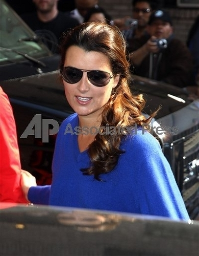 Cote at The Late Show