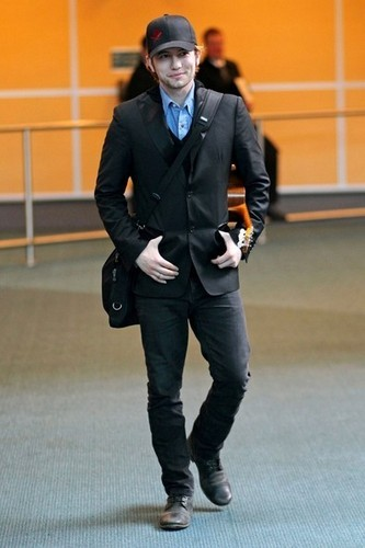 Jackson Rathbone at YVR
