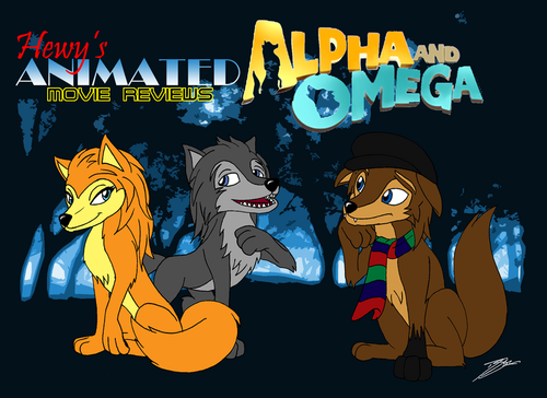Some Alpha & Omega DeviantArt