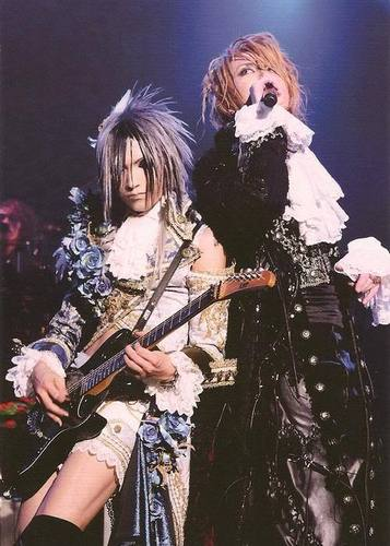 Teru and Kamijo