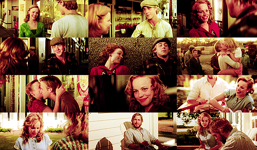 The Notebook.
