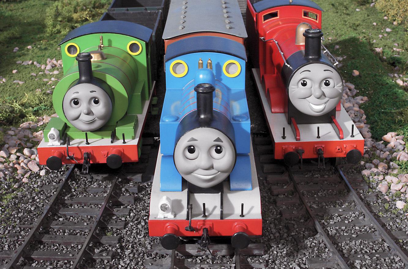 Cartoons Movies: Thomas' crazy day - Season 14 - Thomas ...